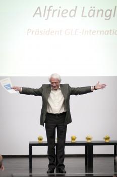 Ehrung Prof. DDr. Alfried Längle