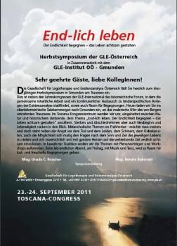Herbstsymposium der GLE-Ö 2011